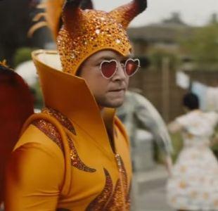 "Estrenan primer teaser del biopic de Elton Jhon ""Rocketman"""