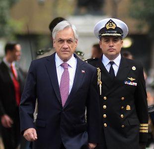 Sebastián Piñera se refiere al fallo de La Haya
