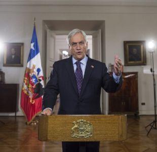 """Piñera se muestra abierto a dialogar con Bolivia pero pide dejar de lado """"infundadas pretensiones"""