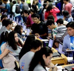 Mineduc abre proceso de inscripción 2019 para gratuidad en la educación superior
