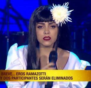 [VIDEO] Imitadora venezolana de Mon Laferte la rompe en Perú: llega a semana final de programa de TV