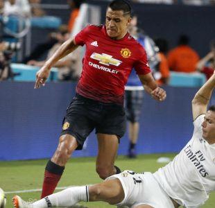 La amarga comparación goleadora que realizaron de Alexis Sánchez