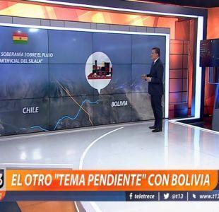[VIDEO] Ramón Ulloa explica el otro tema pendiente con Bolivia: El Silala