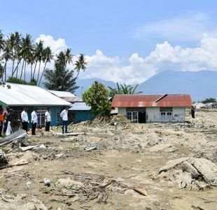 ONU advierte inmensas necesidades en Indonesia tras sismo que ya deja casi 1400 muertos