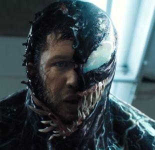 Qué tiene de malo la criticada película Venom con Tom Hardy en el protagónico