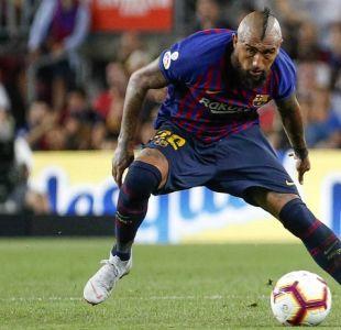 [VIDEO] Vidal sería titular en FC Barcelona: Revisa la cartelera de hoy en la Champions League