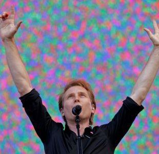 Líder de Franz Ferdinand: Que los chilenos asistieran a nuestro show tras el terremoto fue intenso