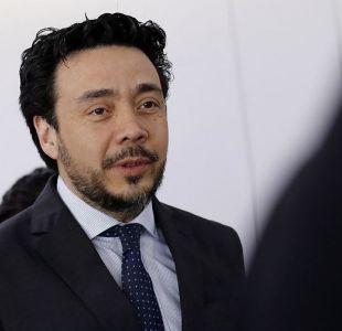 [VIDEO] Fiscal Arias quita gravedad a silencio de Ezzati: Es su derecho