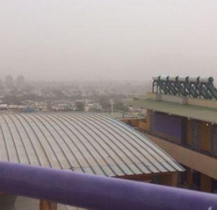 Decretan Alerta Temprana Preventiva en la región de Atacama por inusual tormenta de arena