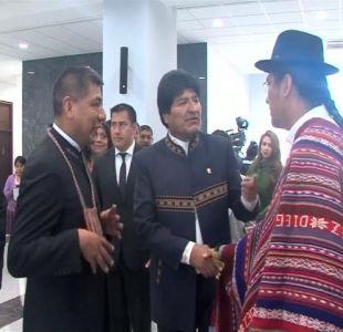 [VIDEO] La polémica desatada tras frase de canciller boliviano sobre fallo de La Haya