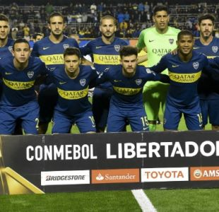 [VIDEO] La noche infernal de Boca Juniors en Brasil antes de duelo con Cruzeiro