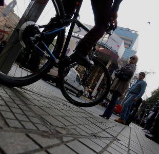Ley de Convivencia Vial: las multas que arriesgarán los ciclistas que circulen por la vereda