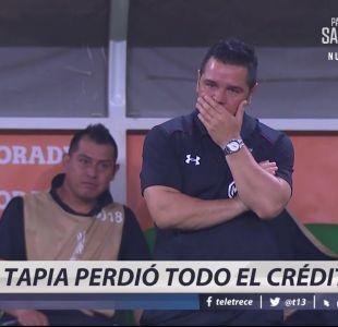 [VIDEO] Héctor Tapia en la cuerda floja