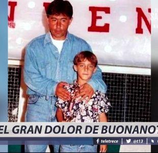 [VIDEO] El gran dolor de Diego Bounanotte