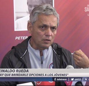 [VIDEO] Díaz y Valdivia fuera de la nómina de la selección chilena