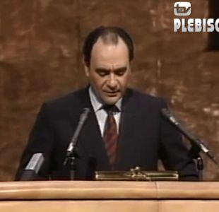 [VIDEO] Plebiscito 88: revisa el primer cómputo del proceso