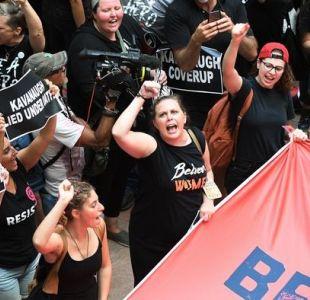 Más de 300 detenidos en protesta contra Brett Kavanaugh
