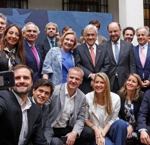 Piñera reconoce rol de la Concertación en triunfo del No y valora que Pinochet aceptara resultado