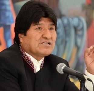 Evo Morales asegura que tema marítimo no está cerrado con Chile