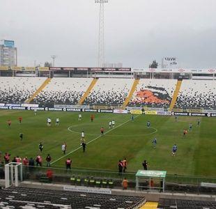 [VIDEO] Las veces en que Colo Colo debió jugar sin público en el Estadio Monumental