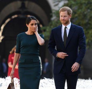 ¿Cómo podría llamarse el hijo del príncipe Harry y Meghan Markle?