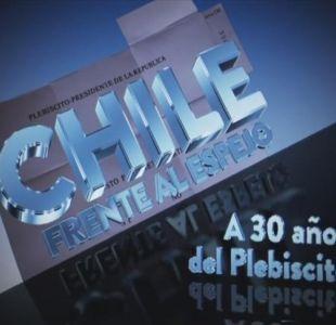 "[VIDEO] ""Chile frente al espejo"": detalles desconocidos del plebiscito"