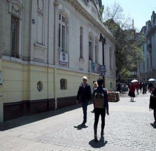 [VIDEO] Lastarria: La calle del comando del No