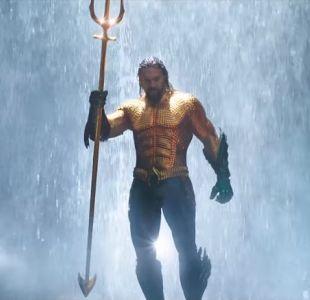 [VIDEO] El impactante tráiler de larga duración de Aquaman