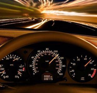 El increíble parte a conductor que circulaba a 914 kilómetros por hora