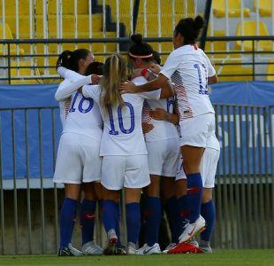 Selección chilena femenina