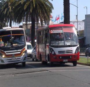[VIDEO] Investigan colusión de microbuses