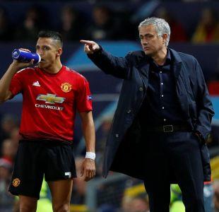 Esto dijo Mourinho sobre Alexis tras su destacada participación con el Manchester United