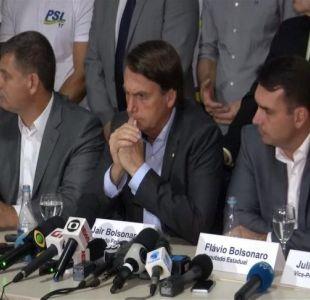 [VIDEO] Trump brasileño arrasa en elecciones en Brasil