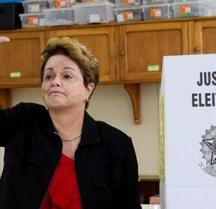 Dilma Rousseff pierde la elección para el Senado brasileño