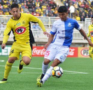 [VIDEO] Goles Fecha 25: San Luis y Antofagasta igualan en el Lucio Fariña
