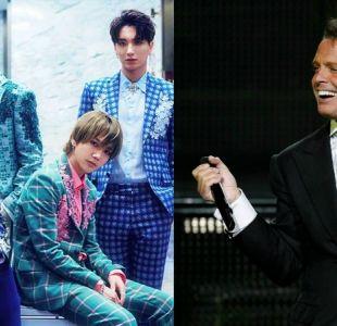 [VIDEO] Super Junior estrena extraño cover de Luis Miguel y canción con Reik en nuevo disco
