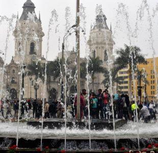 Sarampión: Minsal llama a los chilenos que deseen viajar a Perú a informarse sobre la vacuna