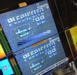 Plebiscito 88: Así fue como reconstruimos la transmisión de TV que Canal 13 hizo hace 30 años