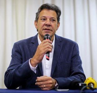 Haddad busca convergencia entre las fuerzas democráticas de Brasil para hacer frente a Bolsonaro