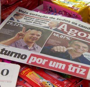 [VIDEO] T13 en Sao Paulo: ¿Ganará el Trump brasileño en segunda vuelta?