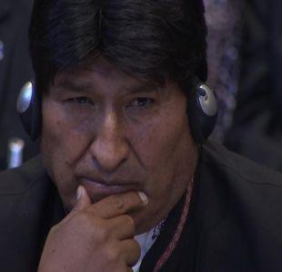 [VIDEO] Evo Morales pedirá aclaración a La Haya