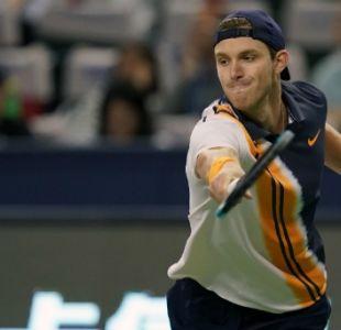 Nicolás Jarry no puede ante Marin Cilic y se despide del Masters 1.000 de Shanghái