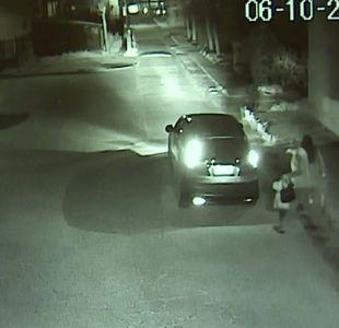 [VIDEO] Detienen a conductor que robaba y violaba a mujeres en Santiago