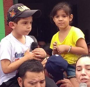 Cristo José Contreras: liberan al niño de 5 años cuyo secuestro había conmocionado a Colombia