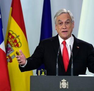 Piñera explica sus coincidencias y discrepancias con Bolsonaro