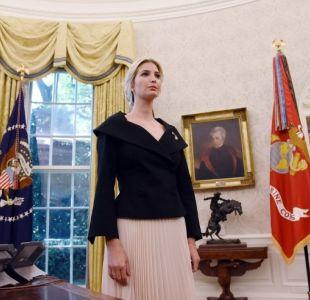 ¿Ivanka Trump podría convertirse en la nueva embajadora de EE.UU ante la ONU?