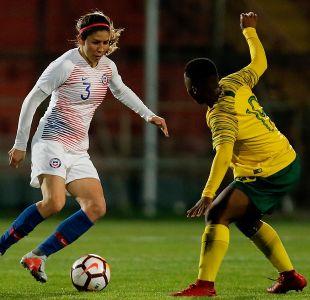 La Roja femenina iguala ante Sudáfrica en su preparación al Mundial de Francia 2019