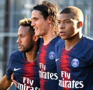 """[VIDEO] El """"pacto"""" entre Neymar y Mbappé que perjudica a Cavani en el PSG"""