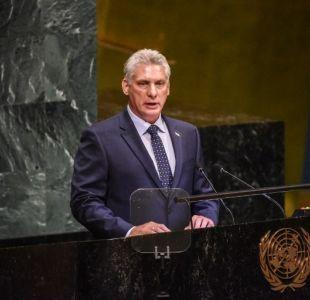 Presidente de Cuba se estrena en Twitter y marca nuevo estilo