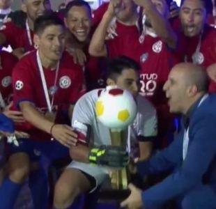 [VIDEO] Chile vuelve a la Copa Confederaciones con la selección de mini fútbol